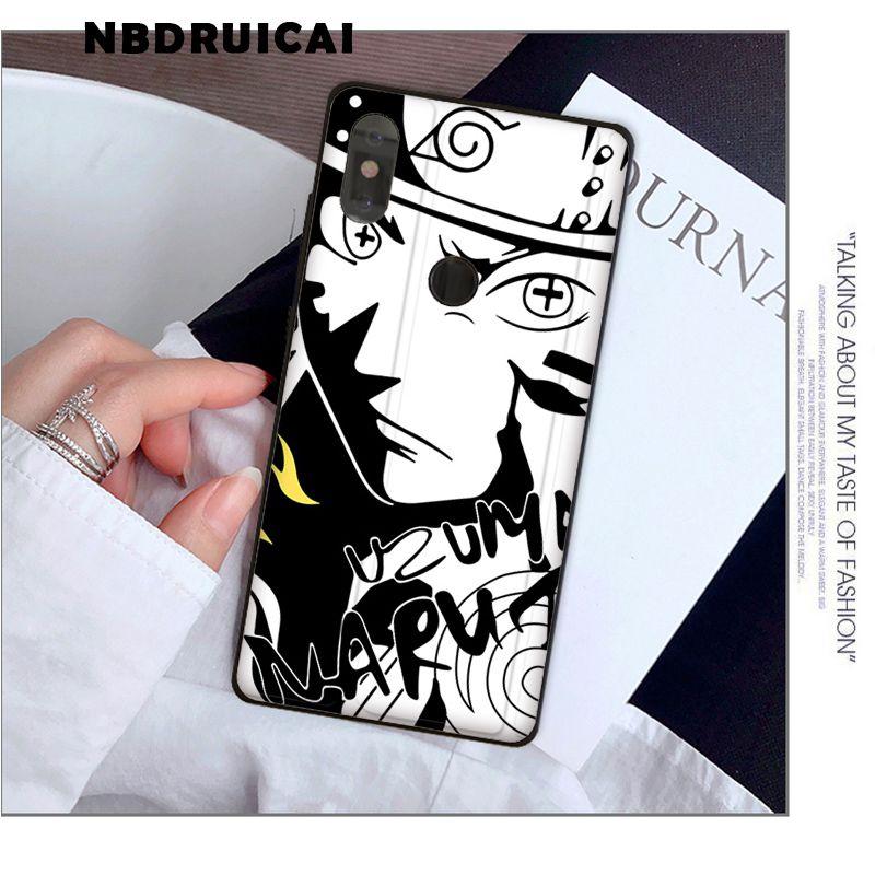 Luxury Black White Naruto Sasuke Kakashi