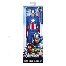 Filme Marvel Super Heros Capitão América Ironman Spiderman Disney Brinquedos Collectible Modelo Toy Action Anime Figura Bonecas de Ação(China)