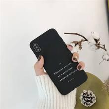 Capa para iphone 11 pro max capa macia tpu silicone claro para apple iphone 4 4S 5 5S se 6 s 7 8 plus 7 plus 8 mais telefone caso(China)