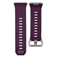 LEMFO, умные аксессуары, силиконовый браслет, ремешок на запястье, браслет, сменный ремешок для часов для Fitbit, ионная полоса, маленький, большой...(China)