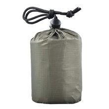 Acampamento caminhadas mochila saco portátil dormir saco de armazenamento ruim carry para viagens sacos de dormir armazenamento material organizador(China)