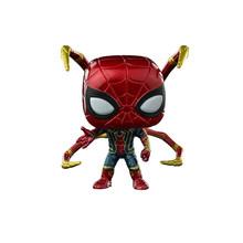 Funko POP Maravilha Longe de Casa Limitada Tema Do Homem Aranha Ação PVC Figuras Colecionáveis Modelo Caixa Original Brinquedos para Presentes 2F27(China)