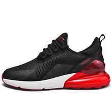 Yeni moda hava yastığı ayakkabı spor marka tasarımcısı koşu hafif nefes spor ayakkabı bahar kadın koşu ayakkabıları(China)