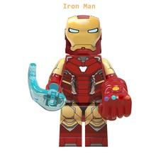 Avengers Endgame Marvel Quicksilver Thor Iron Man Falcon Shuri Black Widow Captain Marvel Blocchi di Costruzione Giocattoli Per I Bambini(China)