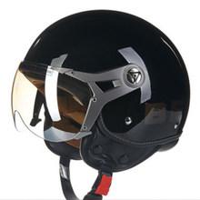 Beon Helm Sepeda Motor Chopper 3/4 Wajah Terbuka Vintage Helm Moto Casque Casco Capacete Pria Wanita Skuter Sepeda Motor Helm(China)