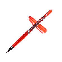 1 шт. яркие красные стираемые маркерные ручки DIY Перманентный цвет краски 0,5 мм принадлежности для студентов ручка для рукоделия художествен...(China)