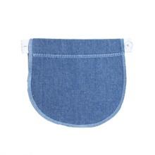 Cinturón para embarazada apoyo embarazo maternidad pretina cinturón elástico a la cintura extensor para pantalones(China)