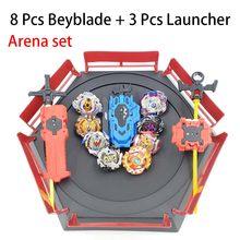 Juguetes beyblade burst de todos los modelos con Starter y Arena Bayblade Metal Fusion God hilado superior(China)