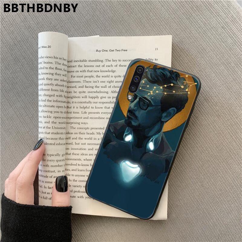 Robert Downey Jr For Galaxy A7 2018 Pochette