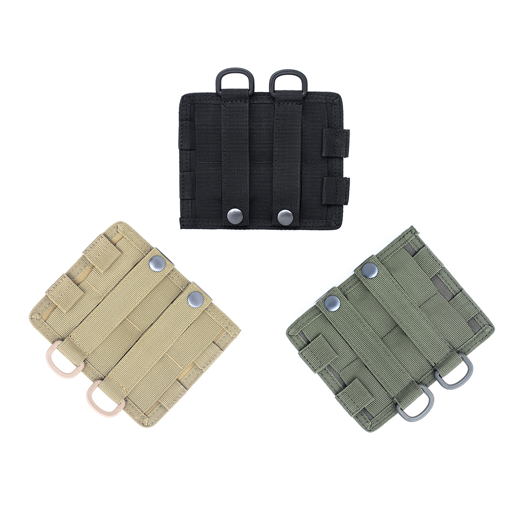 Multipurpose Molle System Utility Belts Pouch Waist Bag Accessories