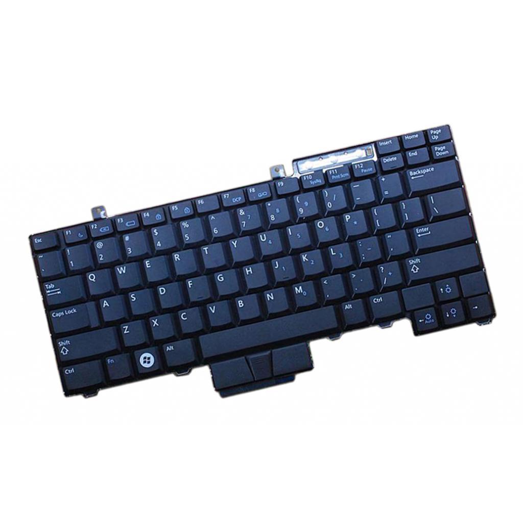 Laptop full Keyboard Standard, PC Notebook Replacement Keyboard For Dell Latitude E6400 E6410 E6500 E6510