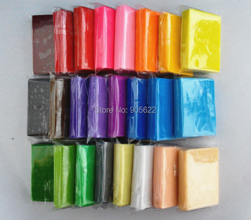Цветной пластик для поделок 549