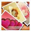 Поздравительная открытка Card lover 30Pcs 143*93mm