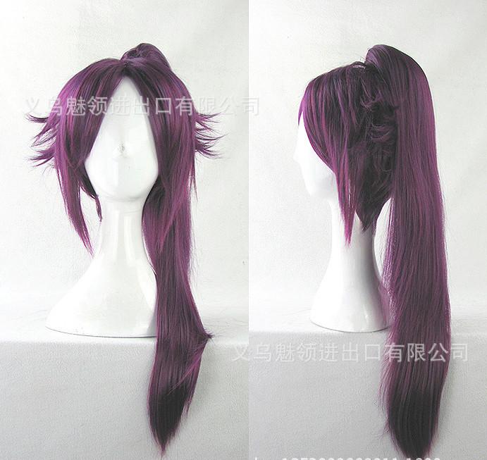 Shihouin Yoruichi wig 6