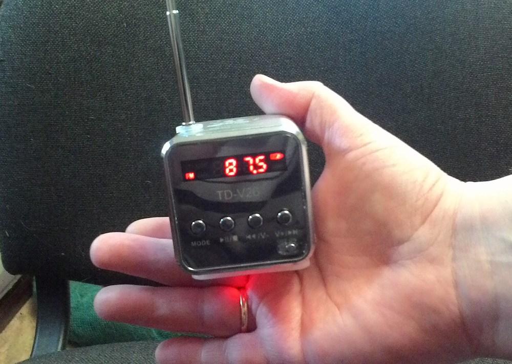 если электрогитара ловит радио