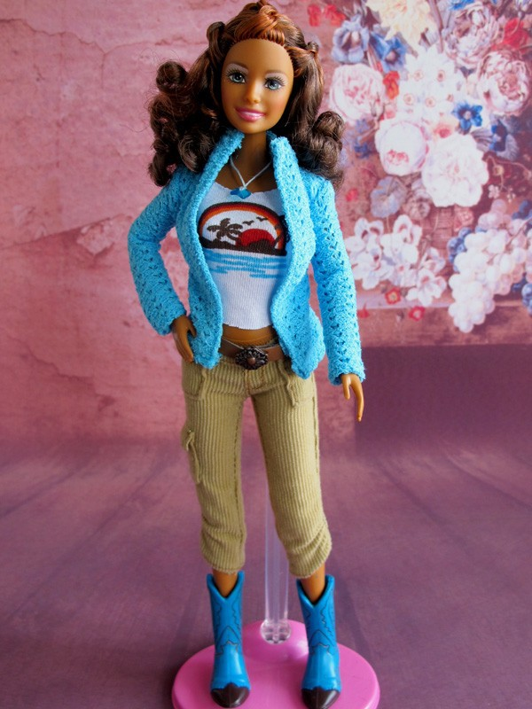 Free Transport,2013 New Style Doll With Garments and Sneakers No Field,Equipment For Barbie Doll
