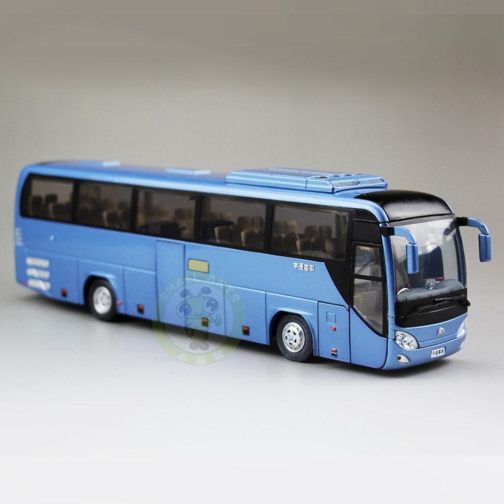 43 Scale China YuTong Bus Coach Car Diecast Model Toys ZK6120-in ...