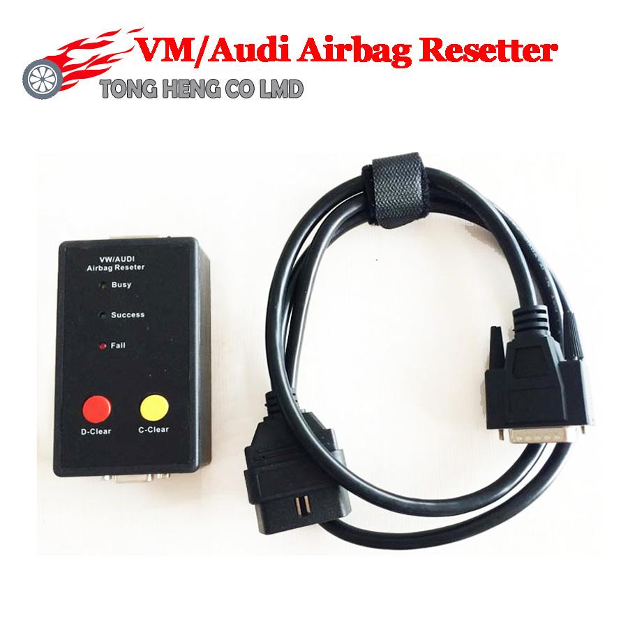 Quality A+ OBD2 Airbag Reset tool Airbag Reseter for VAG V-W A-udi DHL FREE(China (Mainland))