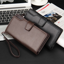 For Iphone 7 6 6s Plus/Samsung Galaxy S7 S6 Edge A5 A3 2016 Phone Case Cover Luxury Leather Wallet Men Purse Accessory Pouch Bag(China (Mainland))