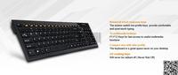 Клавиатура + Мышка 9500H HD Touch