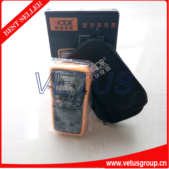 VC86E unit multimeter with high Input impedance(China (Mainland))