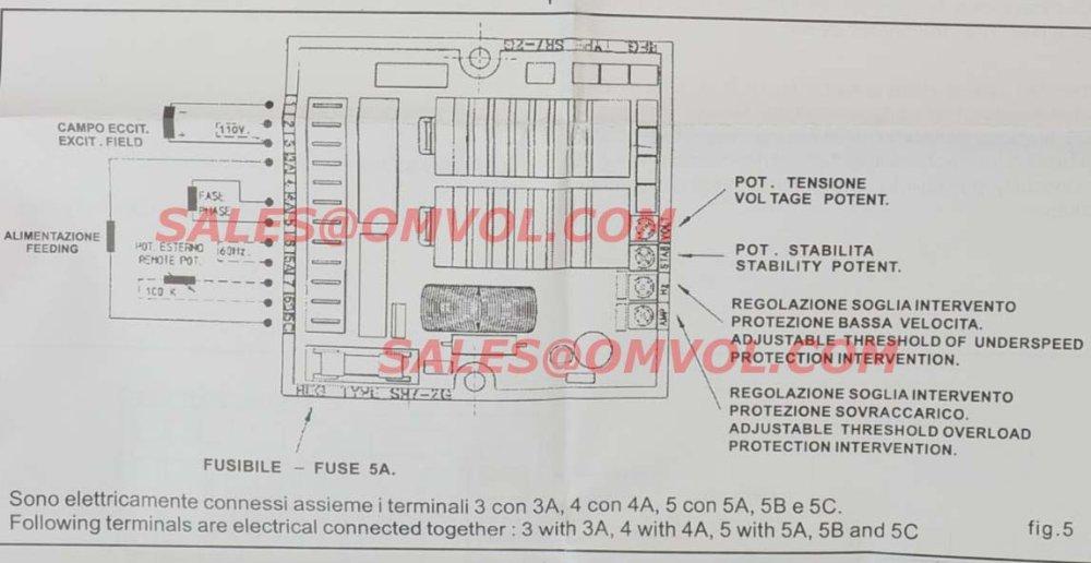 Sensational Detail Feedback Questions About Mecc Alte Spa Avr Sr7 Avr Sr7 2G On Wiring 101 Ferenstreekradiomeanderfmnl