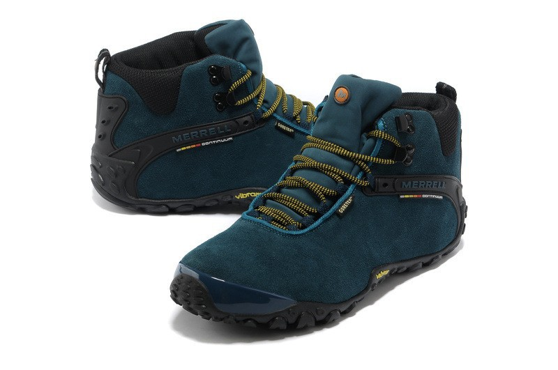 Top Sell 2013 Genuine Leather Outdoor Hiking Boots Men Women Snow