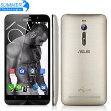 Original ASUS Zenfone 2 ZE551ML 4G LTE FDD Android 5.0 Quad Core 5.5 Inch 1920x1080 13.0MP NFC Mobile Phone