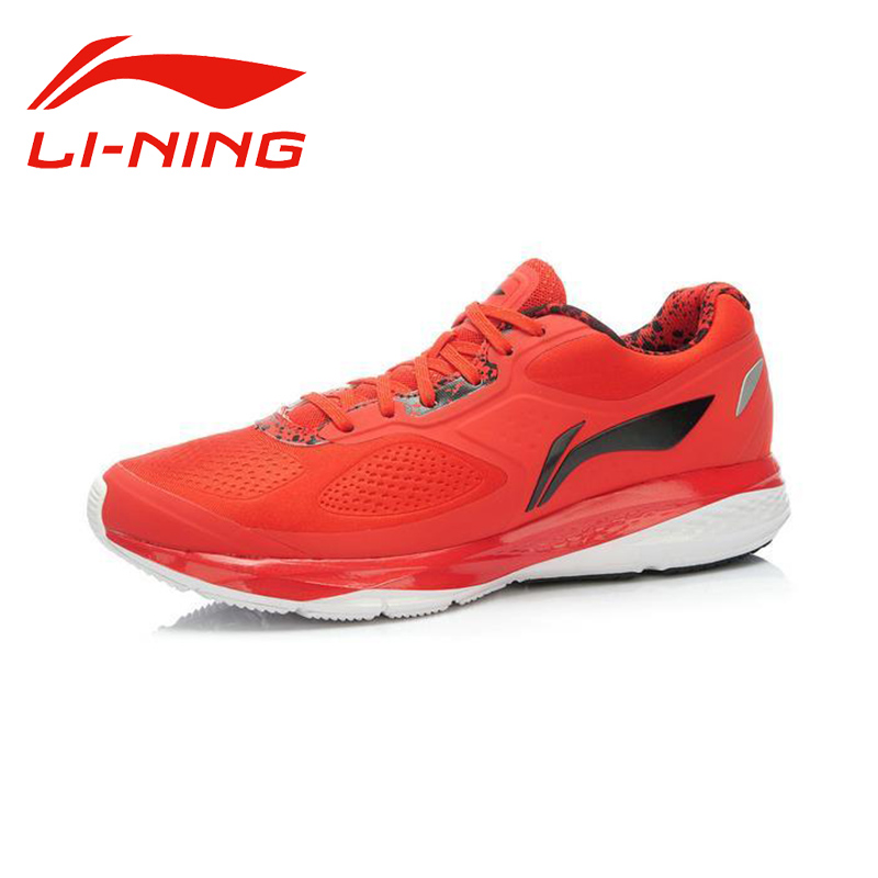 Li-Ning Men's Breathable Running Shoes Shock-Absorption Anti-Slip Outdoor Li Ning Arch Sports Sneakers(China (Mainland))