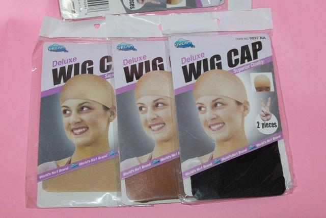 Чулок парик Cap сетки купол парик крышка растягиваемые эластичный волосы сеть поводка ...