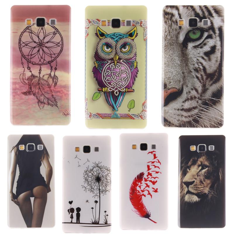 coque Samsung E7 Case Silicone Phone Cases fundas coque Samsung Galaxy E7 E700 E700F E7000 E7009 Case Cover