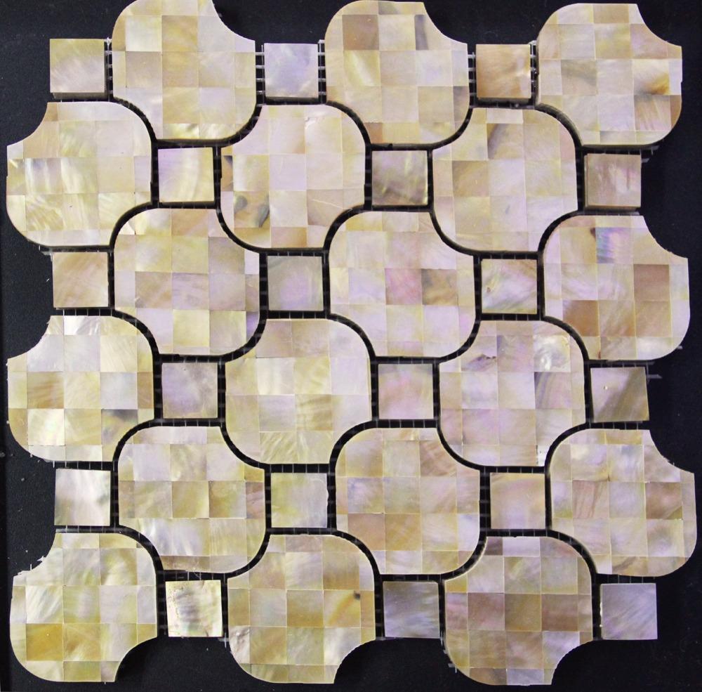 Online kopen wholesale mozaïekvloer tegels badkamer uit china ...