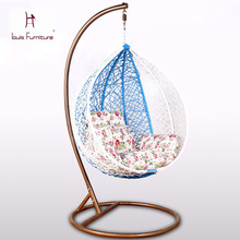 chair  Hanging basket cane,indoor outdoor leisure furniture, single chair for garden outdoor soft  hot sales best price(China (Mainland))
