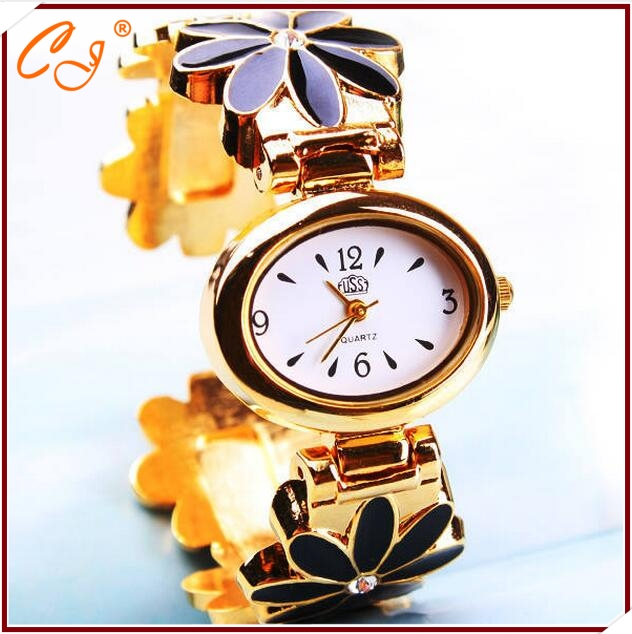 2016 fashion the new ms rose  gold orris exquisite bracelet watch drop shipping от Aliexpress INT