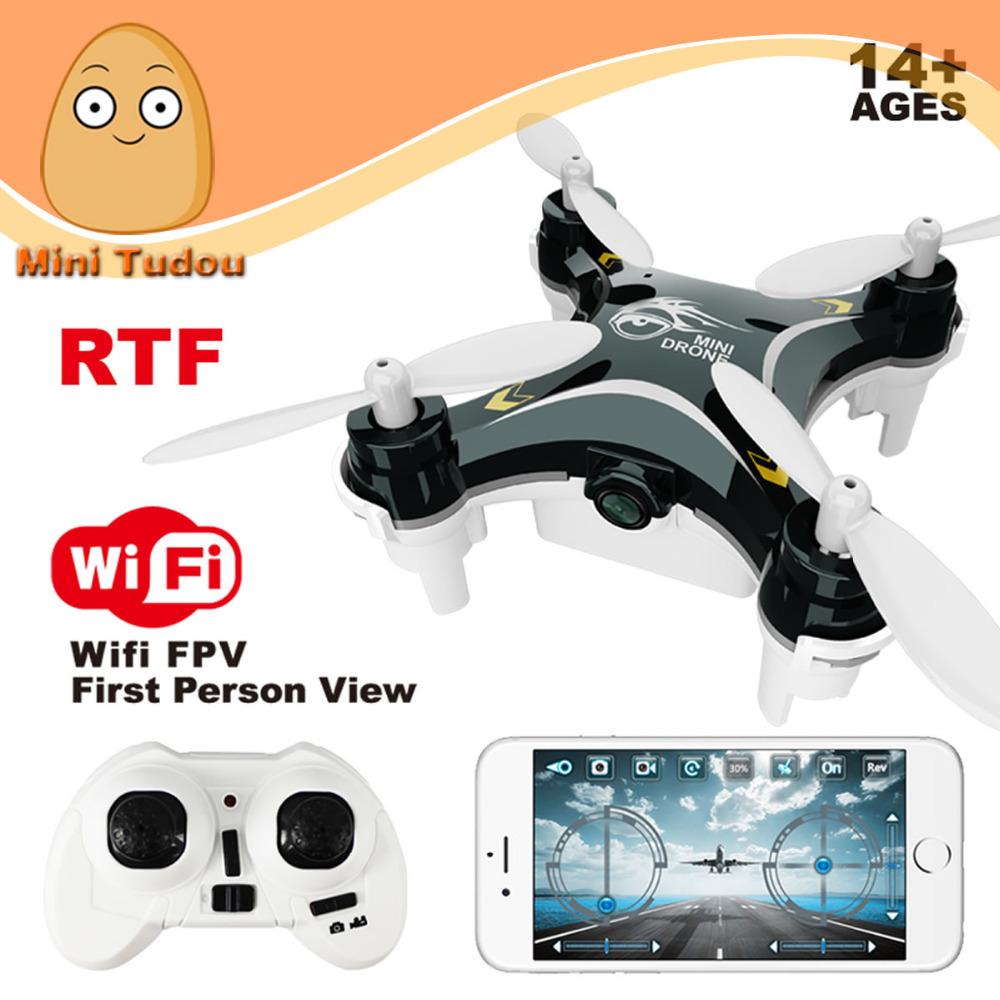 Mnitudou FQ777 954 RTF Mini Dron RC Quadcopter WIFI Drone FPV With 0.3MP Camera 4CH 6Axis APP Control Drone VS Cheerson CX-10W(China (Mainland))