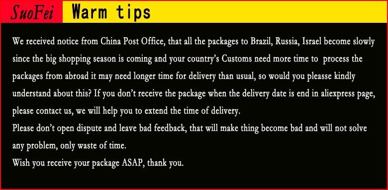 8Warm tips b