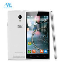 Original THL T6C 5inch 854x480 Smartphone Android 5.1 1G RAM 8G ROM MTK6580M Quad Core Mobile phone 3G WCDMA Cellphone(China (Mainland))