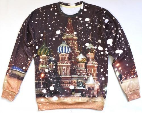 Кофта Я Русский Доставка