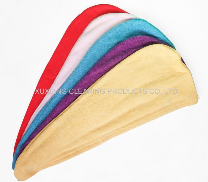 Fiber Hair Drying Turban