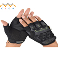 Army combat training tactical gloves Anti skid damping Shooting Paintball Airsoft Guns Hunting Outdoor Protective Half