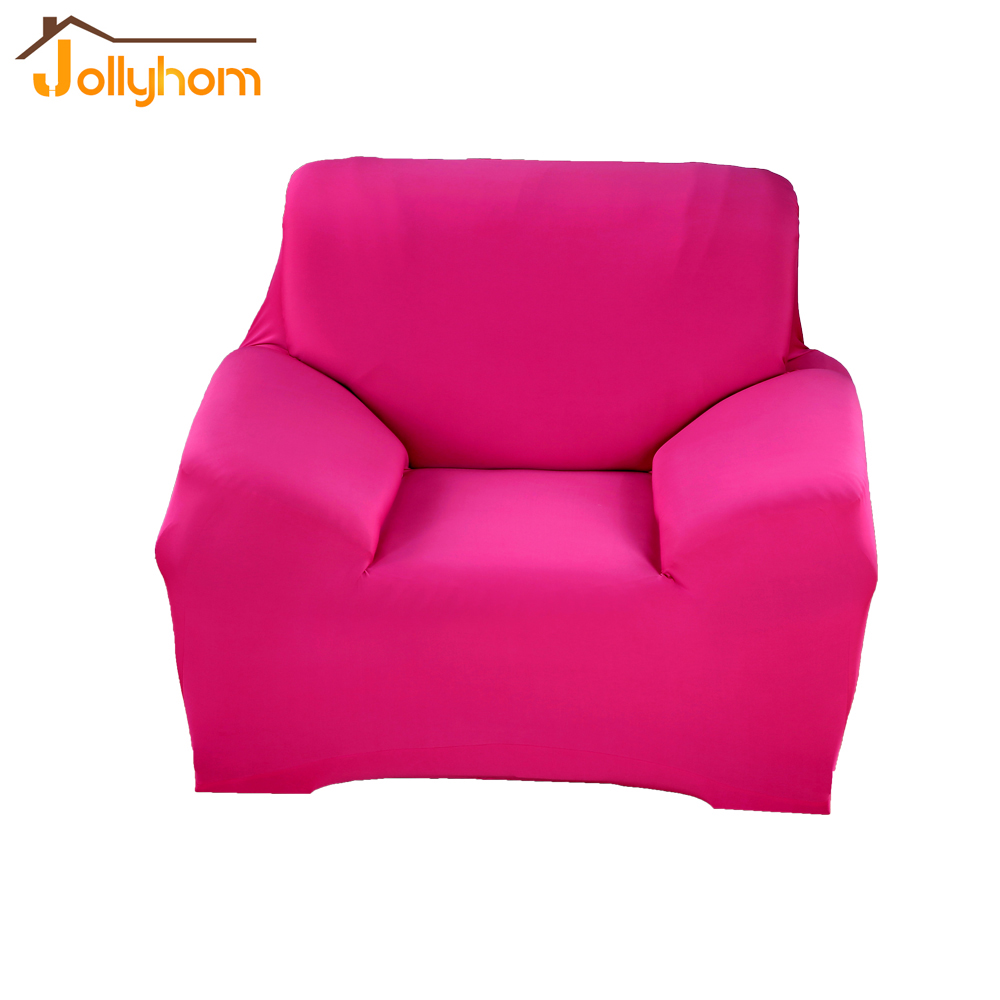 Elasticity flexible spandex material solid Color Sofa cover of Full body Armchair Loveseat Sofa Corner cover -Machine Washable(China (Mainland))