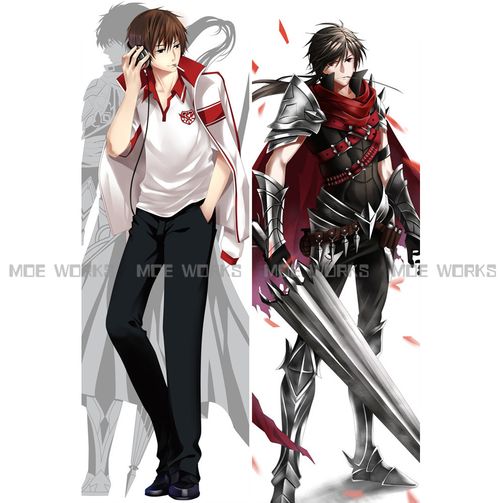 Anime Characters 160cm : Anime full body pillow reviews online shopping