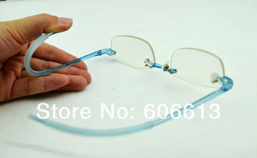 Frameless Glasses Best : Wholesale Frameless Reading Glasses Tr90 Memory Plastic ...
