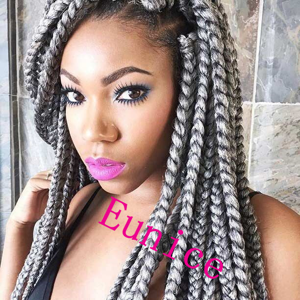 Crochet Box Braids Jumbo : ... Crochet-Braids-Havana-Jumbo-High-Quality-Synthetic-Three-Box-Braids