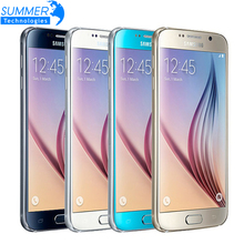 Buy Original Unlocked Samsung Galaxy S6 G920F G925F Edge Mobile Phone Octa Core 3GB RAM 32GB ROM 16MP GPS NFC Refurbished Smartphone for $241.24 in AliExpress store