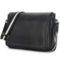 PU Leather Single Messenger Bags for Men Business Shoulder Bag Leisure travel Tourist Casual carry bag