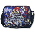 Polyester shoulder bag with colorful printing W Anime Kingdom Hearts Sora Kair Terra Type B