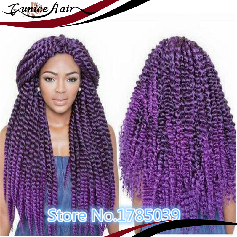 Crochet Box Braids Jumbo : ... Braiding Hair Jumbo Crochet Twist Box Braids Hair-in Bulk Hair from