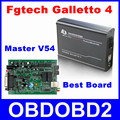 Master V54 Fgtech Galletto 4 Unlock Version FG Tech ECU Chip Tuning Tool Programmer For Car