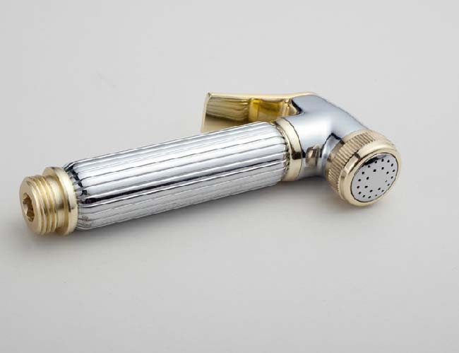 Купить Хром Латунь многофункциональный Опрыскиватель Пистолет Костюм Ванная Комната Биде Кран